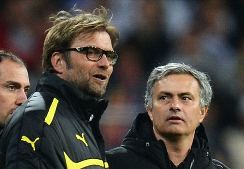 HLV Klopp bat ngo noi tot ve Mourinho truoc dai chien Chelsea vs Liverpool hinh anh