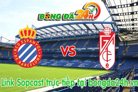 Link sopcast Espanyol vs Granada (22h00-0111) hinh anh