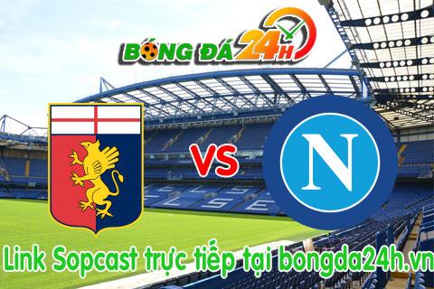 Link sopcast xem truc tiep Genoa vs Napoli (21h00-0111) hinh anh