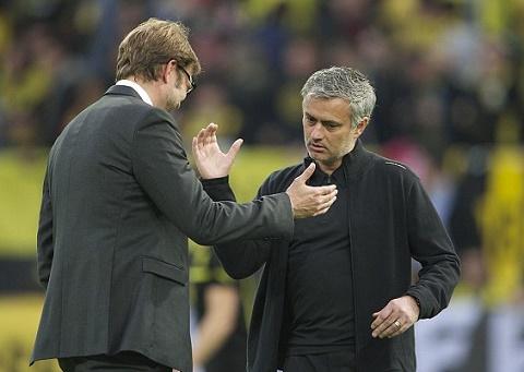 Klopp se ket lieu so phan cua Mourinho
