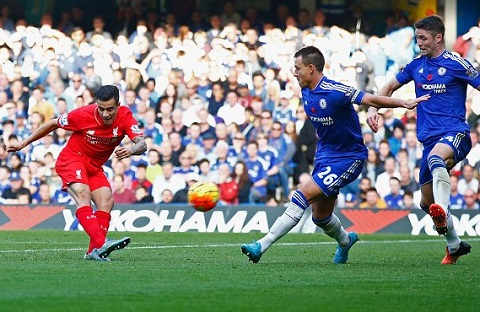 Du am Chelsea 1-3 Liverpool Hom nay, Coutinho la so 1 hinh anh 2