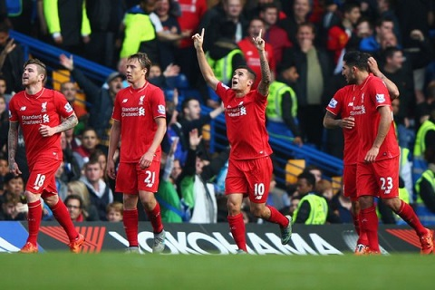 Du am Chelsea 1-3 Liverpool Hom nay, Coutinho la so 1 hinh anh