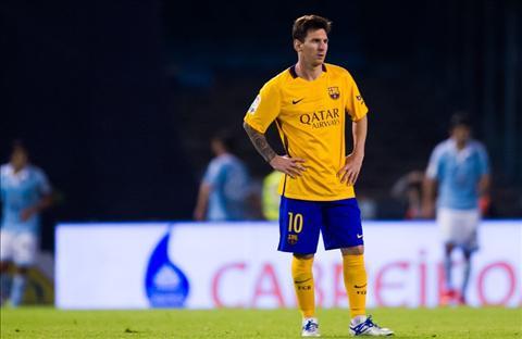 Messi bat dau
