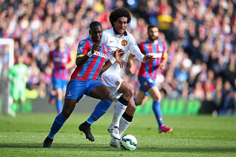 Truoc tran Crystal Palace vs MU Tu huyet Matteo Darmian hinh anh 2