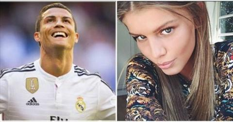 Lo bo sieu mau tuoi teen moi cung cua Ronaldo hinh anh