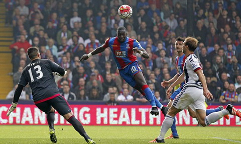 Video clip ban thang Crystal Palace 2-0 West Bromwich (Vong 8 Premier League 201516) hinh anh