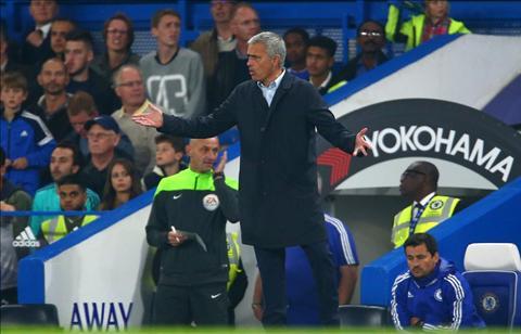 Mourinho vua co