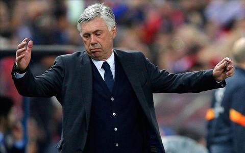 Ancelotti tiet lo cuoc song ngot ngat o Real hinh anh