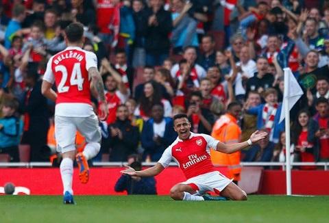 Du am Arsenal 3-0 MU Khi phao bien thanh lo xo hinh anh 2