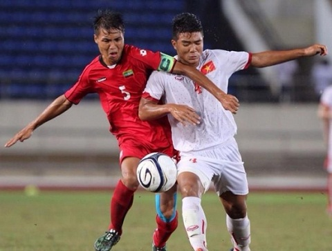 U19 Viet Nam khong duoc phep thua trong tran dau voi U19 Myanmar