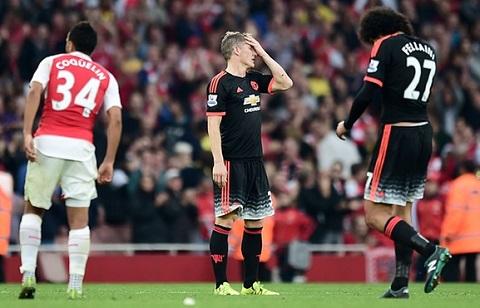 Arsenal 3-0 MU Van Gaal sai lam trong chinh sach chuyen nhuong hinh anh 2