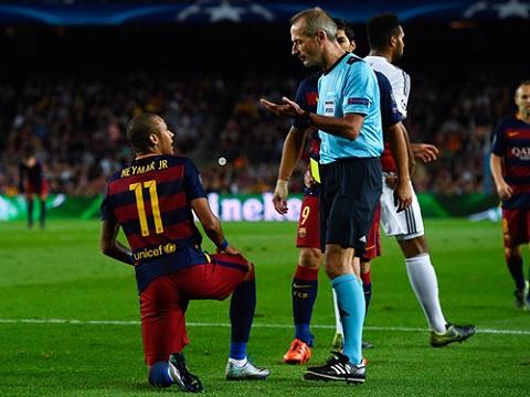 Neymar Xin dung la cai bong cua Messi! hinh anh 2