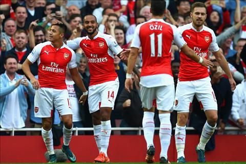 Tai sao Arsenal co the mo ve chuc vo dich Premier League 201516 hinh anh 4