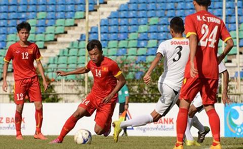 Dan sao U19 Viet Nam quay tung bung sau tran thang U19 Myanmar hinh anh