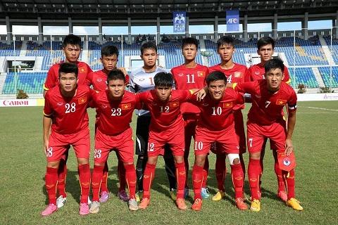 U19 Viet Nam can duoc dau tu nhu lua Cong Phuong de thuc hien giac mo World Cup