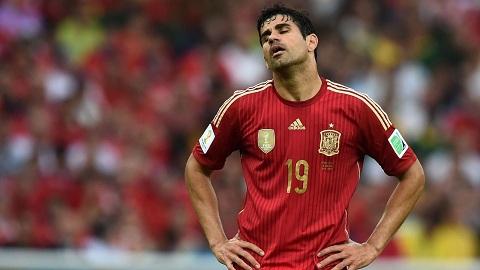 CDV Tay Ban Nha muon Diego Costa ngoi nha xem VCK EURO 2016 hinh anh
