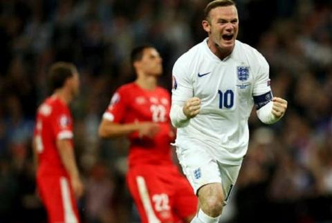 Tu Wayne Rooney den Le Cong Vinh Nhung ganh nang doi tuyen hinh anh