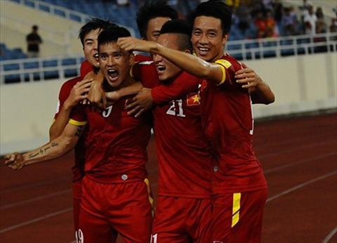 Video clip ban thang Viet Nam 1-1 Iraq (Vong loai World Cup 2018) hinh anh