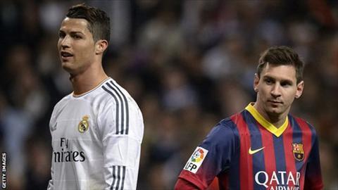 Clip bong da hai: Neu mot ngay Ronaldo vs Messi tro thanh ... doi ban tri ky