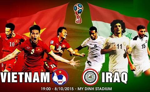Viet Nam 1-1 Iraq (Ket thuc): Tuot chien thang o giay cuoi cung, DT Viet Nam bi cam hoa day tiec nuoi
