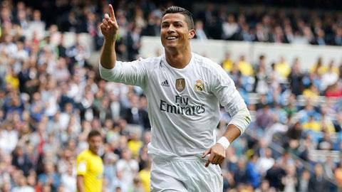 Real Madrid lai phat dien vi Ronaldo hinh anh