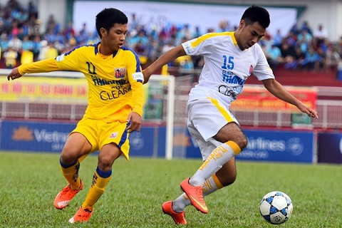 TRUC TIEP U21 Ha Noi T&T vs U21 An Giang Cap nhat doi hinh xuat phat hinh anh