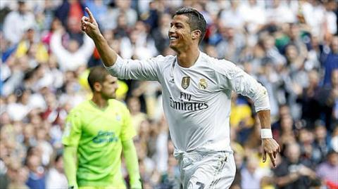 Video clip ban thang Real 3-1 Las Palmas (Vong 10 La Liga 201516) hinh anh