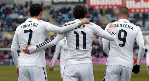 Zidane tiet lo Real co the mat BBC o Sieu cup chau Au hinh anh 2