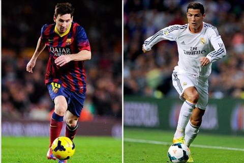 Tân binh Barca so sánh giữa Ronaldo và Messi hình ảnh 2