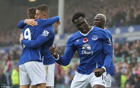Tuong thuat, tong hop tran dau Everton vs 6-2 Sunderland vong 11 NHA hinh anh 2