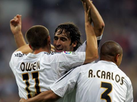 Ky uc El Clasico Real Madrid 4-2 Barcelona (10042005) hinh anh