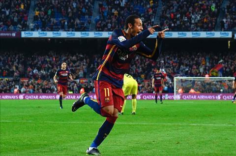 Neymar chuan bi