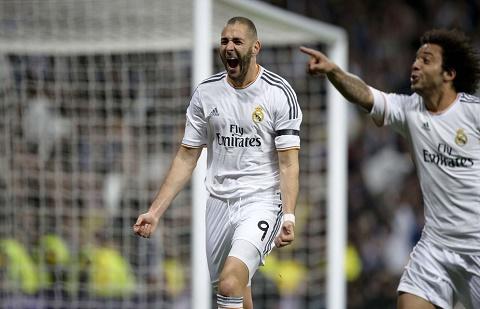 Danh sach thi dau chinh thuc tran El Clasico Real vs Barca Messi va Benzema tro lai hinh anh