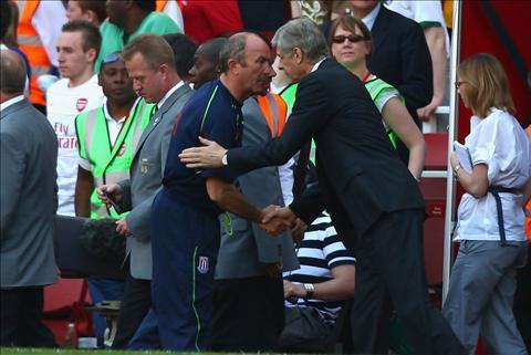 West Brom vs Arsenal (22h ngay 2111) Voi Wenger, Pulis da la qua khu! hinh anh