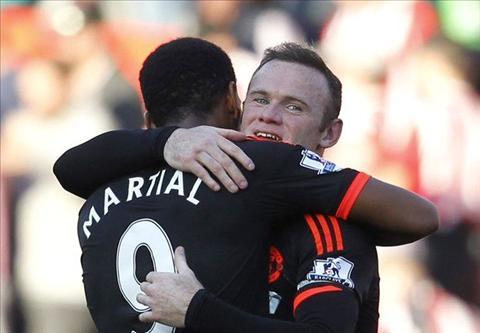Rooney Martial