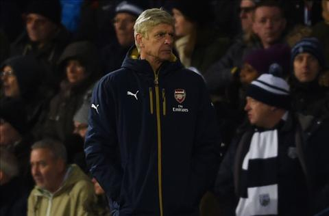 Wenger trong
