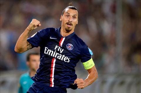 Tien dao Ibrahimovic di vao lich su PSG hinh anh 2