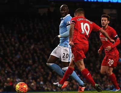 Video clip ban thang Man City 1-4 Liverpool (Vong 13 Premier League 201516) hinh anh