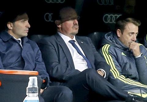 Tuong lai cua Benitez o Real la qua mu mit
