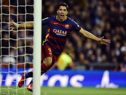 Phan tich sieu pham tiki-taka dinh cao cua Luis Suarez o tran Real 0-4 Barca