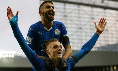 Leicester len dinh Premier League 2015-2016 Chuyen co tich thoi hien dai hinh anh 2