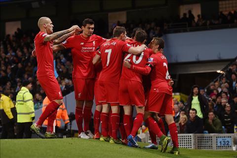 Liverpool bat dau