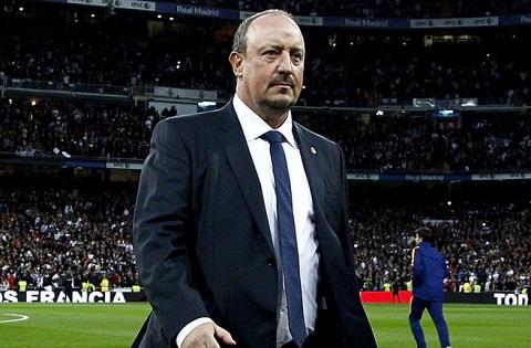 Rafa Benitez gan nhu se bi sa thai hinh anh