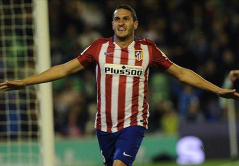 Video clip ban thang Real Betis 0-1 Atletico Madrid (Vong 12 La Liga 20152016) hinh anh