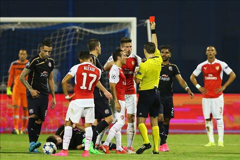 Luot 5 vong bang Champions League Vinh biet Arsenal hinh anh 4