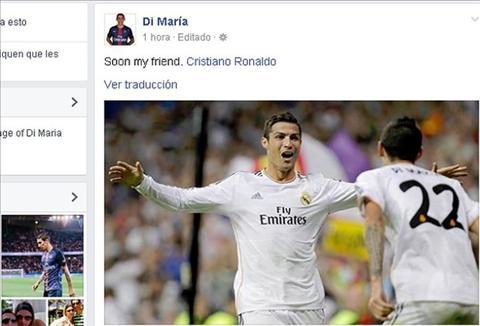 Minh chung cho thay Ronaldo sap la nguoi cua PSG