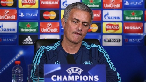 Mourinho thua nhan kho khan truoc tran gap Maccabi