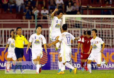 Messi Viet Nam Cong Phuong va hai pha solo de doi