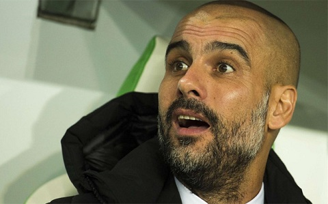 Pep Guardiola noi gi truoc tin don muon toi M.U