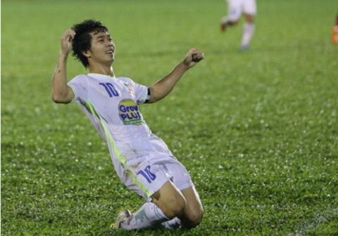U21 HAGL 2-0 U19 Han Quoc: Thang hoa cam xuc